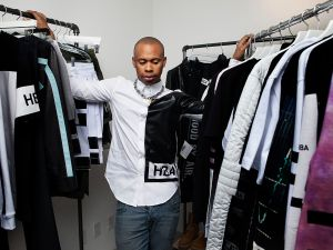 Hood by Air designer Shayne Oliver. Photo: Getty Images